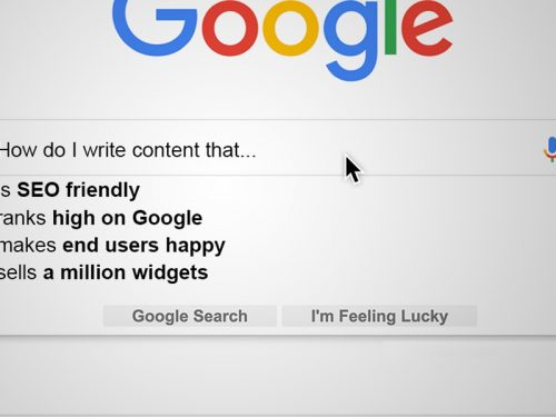 Improve your website ranking with SEO friendly content