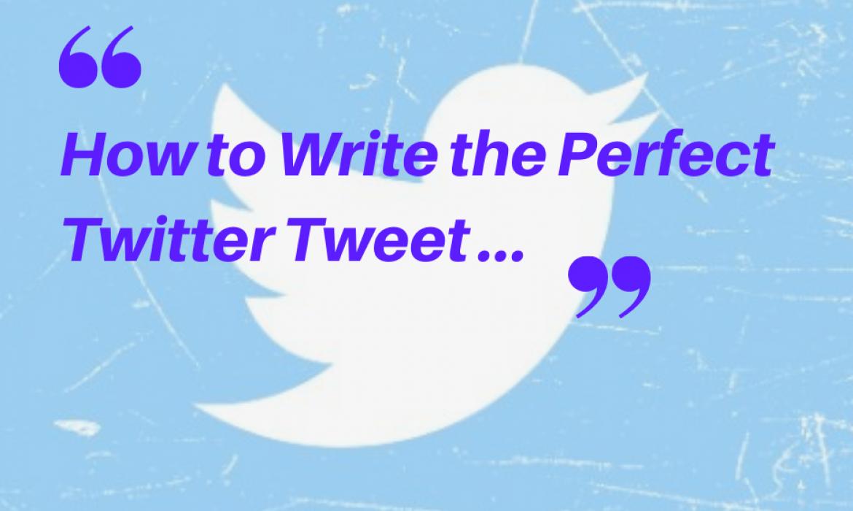 perfect twitter tweet