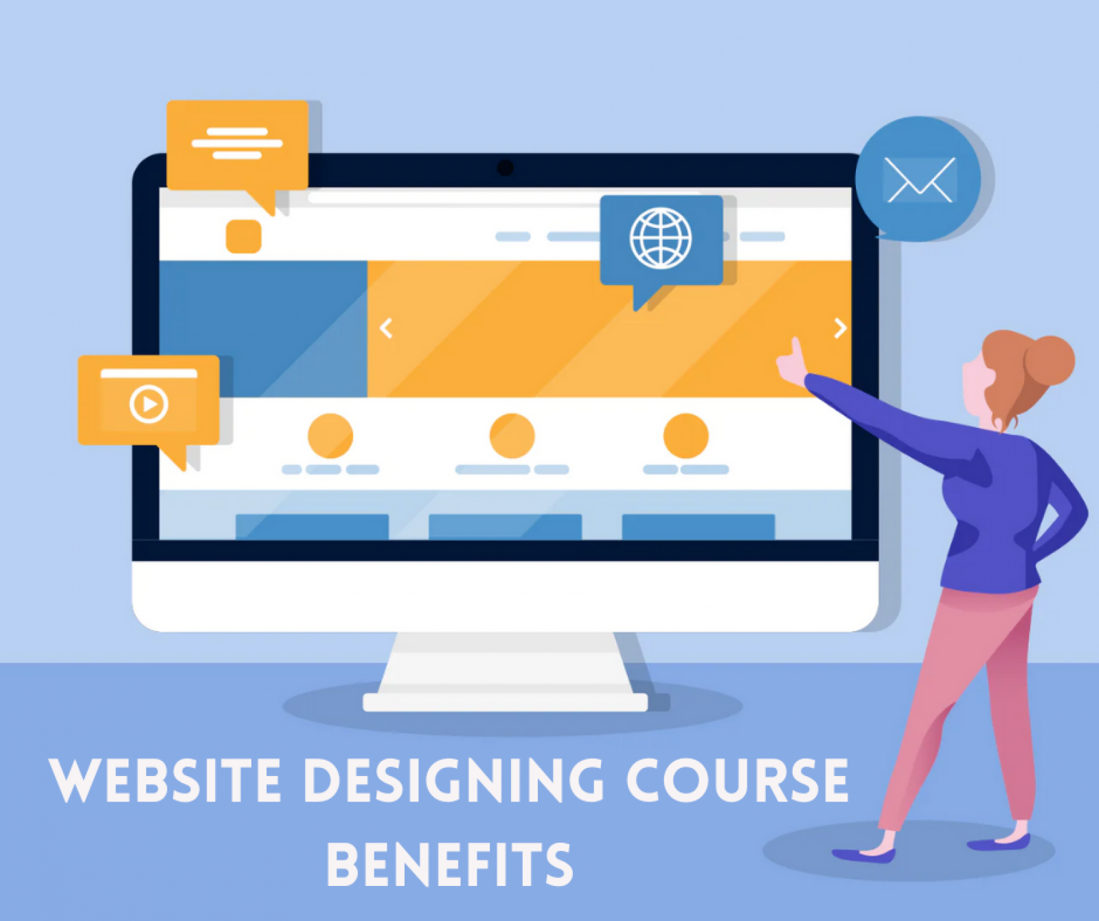 best website designing course